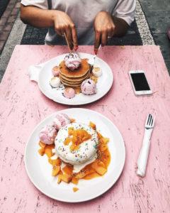 Mr Pancake bryksit