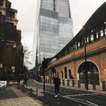 Sebol  mega miastowy kole london uk city shard skyscraperhellip