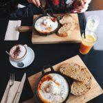 Wielkanocne jajko breakfast barcelona easter spain catalonia foodporn foodgasm eggshellip