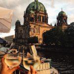 Jest to toast za najlepsze wakacje berlin berlinerdom weekend loveit