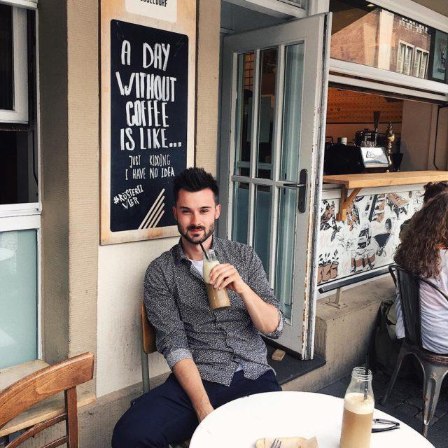 Friday? Ok but first coffee  friday coffee dusseldorf tb