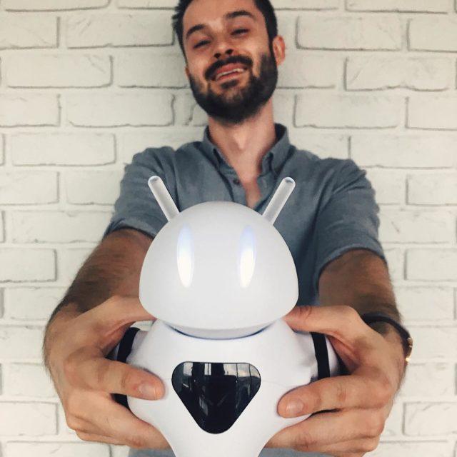Ten may robot uczy przedszkolakw programowania! Na BRYKSit znajdziecie jegohellip