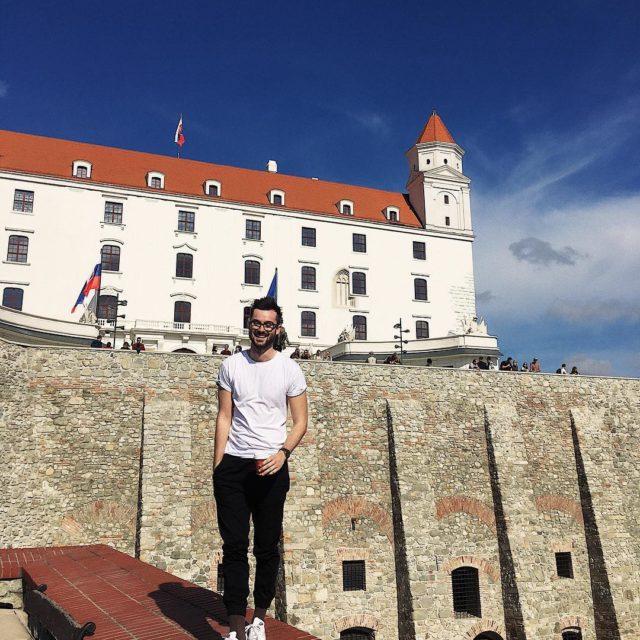 Gmorning sunny Bratislava!  Nie jednak nie dogaduje si pohellip
