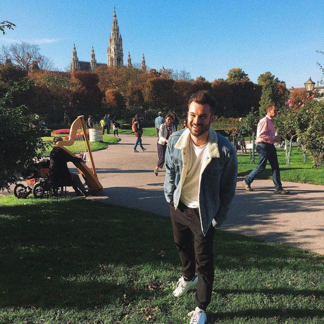 In love with Vienna  Dopiero co przyjechaem do Wiedniahellip