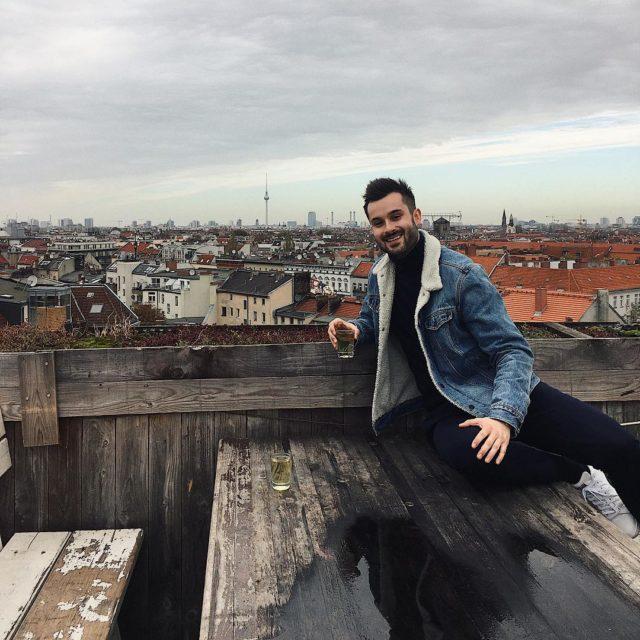 Hey Berlin!  Najwaniejsze to zacz dzie z dobr perspektywhellip