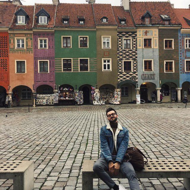 W Poznaniu ZAWSZE najlepiej! poznan weekend friends oldcity architecture vscotravel