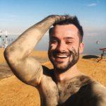 Dead Sea mud  Selfie w bocie ale nie bylehellip