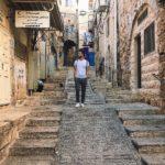 Streets of Jerusalem  Ej to naprawd niesamowite spacerowa sobiehellip