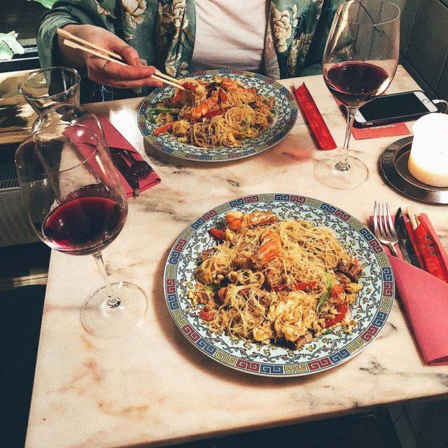 Kolacja? reginabar to zawsze super spoko opcja! dinner warsaw shrimpshellip